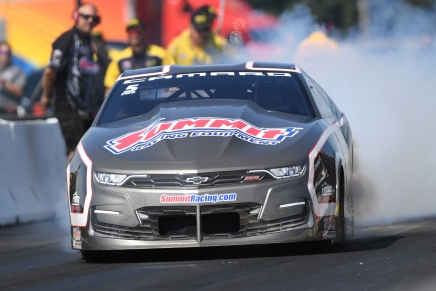 Line finally has Brainerd Pro Stock win at home with 2019Wally