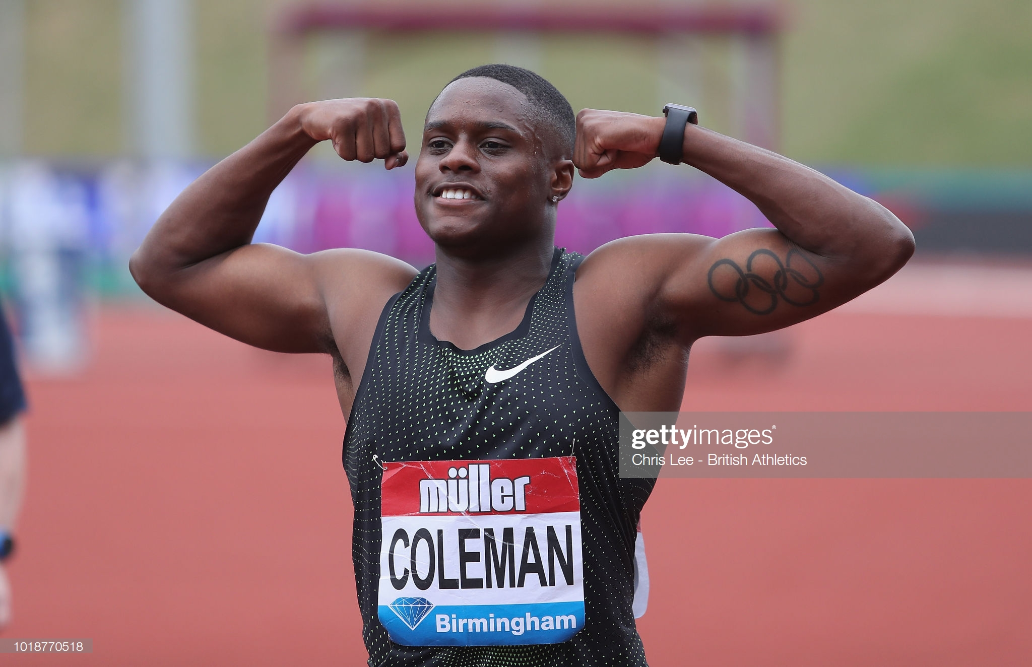 Christian Coleman facing possibility of a two-year ban