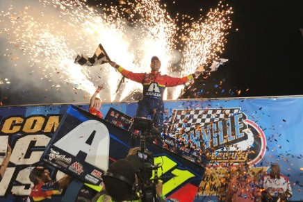 Knoxville Nationals punted in 2020; return in2021