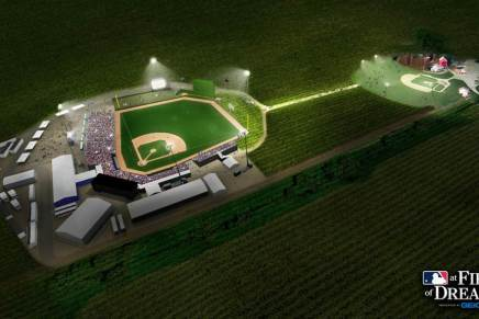 MLB at Field of Dreams planned for August 2020 in Iowa