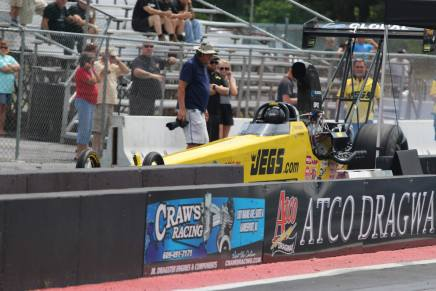 JEGS' Coughlin Jr. leads 2019 Atco TADDivisional