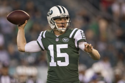 Eagles sign veteran Josh McCown to one-yeardeal