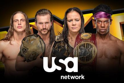 WWE's NXT moves to the USA Network
