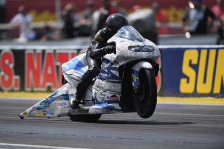 Savoie wins as Hines goes red at 2019 USNationals
