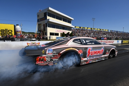 Line defeats teammate in All-Summit final at 2019 Mopar NHRA Nationals