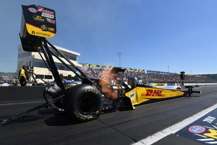 Crampton wins all-Kalitta final at 2019 Mopar NHRA Nationals