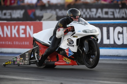 Steve Johnson leads PSM on Friday at 2019 AAA Midwest Nationals