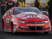 Melling Performance/Elite Performance Pro Stock driver Erica Enders is the provisional leader 2019 AAA Insurance NHRA Midwest Nationals