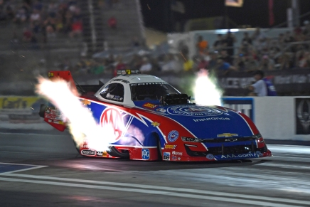 Hight takes provisional lead at AAA sponsored event near St.Louis