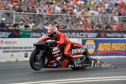 Smith takes fourth No. 1 qualifier of 2019 at Midwest Nationals