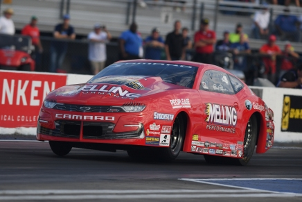 Enders claims second No. 1 qualifier of 2019 near St. Louis