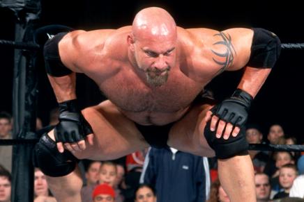 Goldberg, Ziggler have altercation inVegas