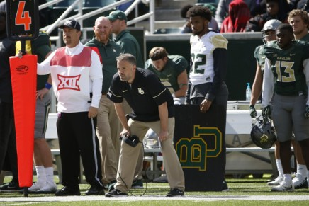 Baylor Bears sign Rhule to an extension through 2027 season