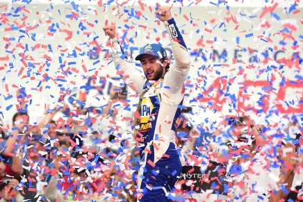 Elliott wins third race of 2019 at Charlotte ROVAL