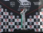 Harding Steinbrenner Racing driver Colton Herta wins the Firestone Grand Prix of Monterey