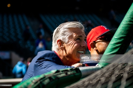Red Sox fire President of Baseball Operations Dave Dombrowski