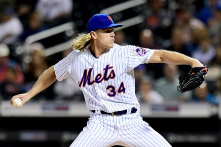 Report: Syndergaard to remain with the Mets in 2020