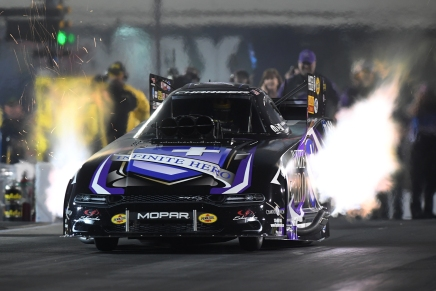 Beckman picks up Friday provisional at the 2019 NHRA Carolina Nationals