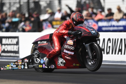 Smith looks to repeat at the 2019 NHRA Carolina Nationals