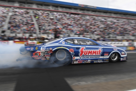 Line looks to repeat at the 2019 NHRA Carolina Nationals