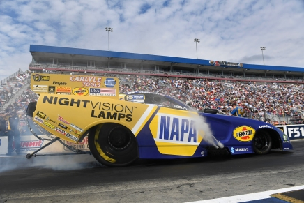 Capps looks to repeat at the 2019 NHRA Carolina Nationals