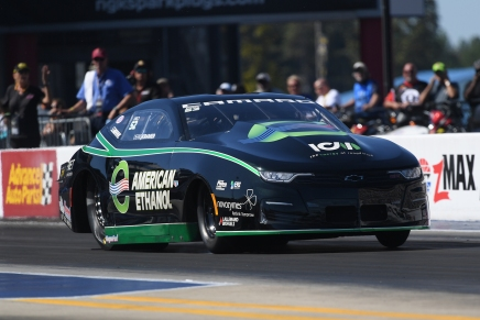 Kramer defeats Hartford in 2019 Carolina Nationals at zMAX