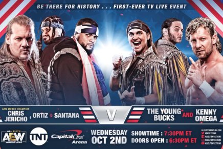 AEW Dynamite First-Ever Live Show Oct. 2, 2019