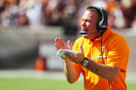 Reported 2020 Rutgers football candidate: Butch Jones