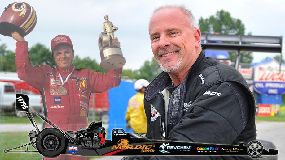 Long-time Top Fuel Dragster pilot Cory McClenathan tribute after announcing his retirement