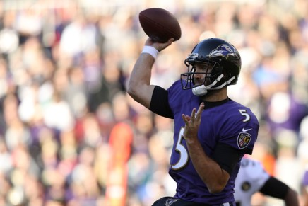 Broncos' Flacco sidelined 4-to-6 weeks with neck injury
