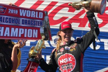 Meyer wins 2019 TAD Championship &Charlotte