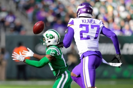 Vikings' Kearse arrested for DWI and gunpossession