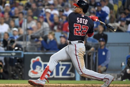 Nationals advance to first World Series, sweep Cardinals