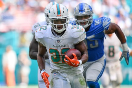 Report: Dolphins' Kenyan Drake available for 'right price'