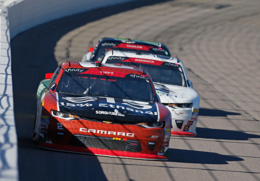 Matt Tifft out for the remainder of 2019 — NASCAR Cup Series