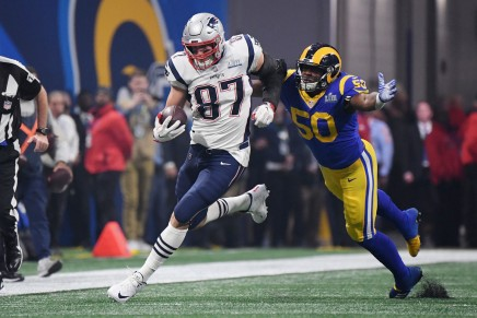 Kraft: Gronk never filed retirement papers