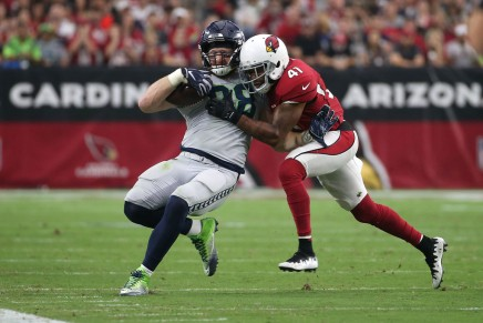 Seahawks believe Dissly suffered torn Achilles