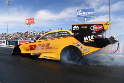 Todd looks to repeat at 2019 DodgeNationals