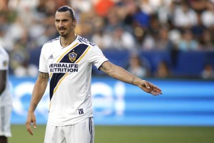 Ibrahimović departs MLS after twoseasons