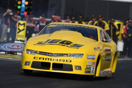 Coughlin Jr. picks up top Pro Stock spot at 2019 Auto Club Finals