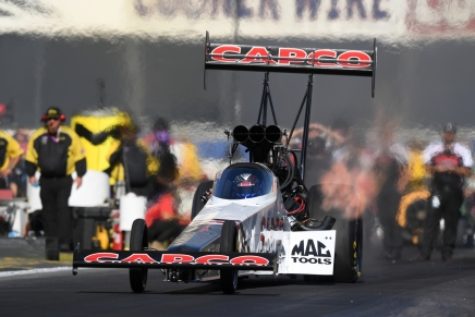 Torrence wins two straight Top Fuel Championships