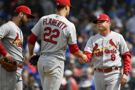 Cardinals' Shildt named 2019 NL Manager of theYear