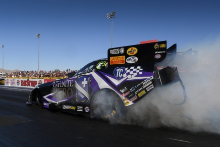 Beckman sets track record for No. 1 qualifier at 2019 Dodge Nats