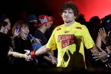 Askren announces retirement after three UFCfights
