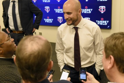 Twins' Baldelli named 2019 AL Manager of the Year