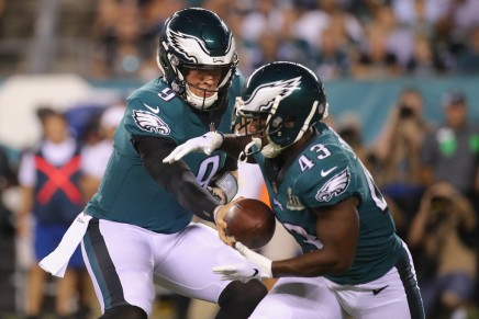 Eagles back Sproles done for 2019 season