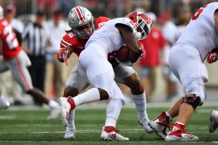 Buckeyes' Chase Young suspended, admits to taking loan from friend