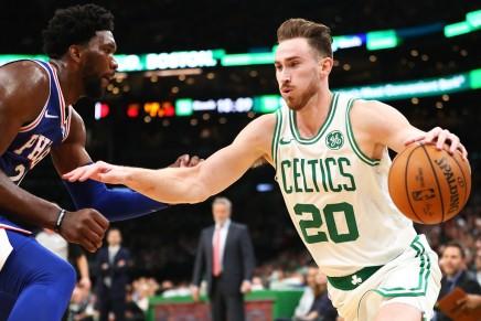 Celtics' Hayward breaks hand vs.Spurs