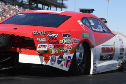 Jackson wins, as Tutterow goes red at 2019 Dodge NHRANationals