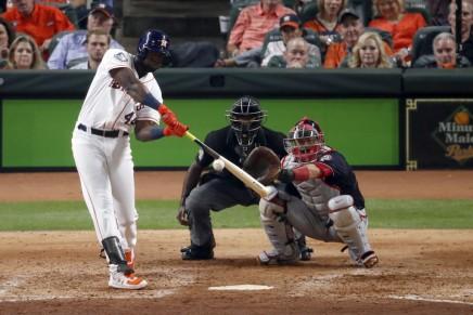 Astros rookie Álvarez wins 2019 ALROY